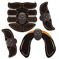 SixPad ABS Kalça Sıkılaştırıcı Karın Kas Geliştirici Masaj 2lİ Set Aleti