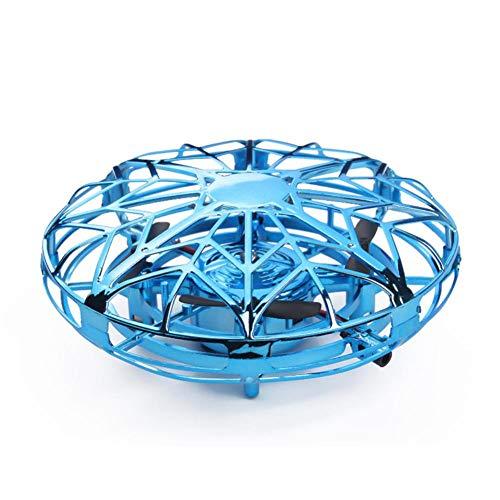 advancethy Mini Drohne, Air UFO Kinder Spielzeug Handgesteuerte Hubschrauber RC Quadcopter Induktion Schwimm Control Fliegen Spielzeug Flugzeug Geschenke für Jungen Mädchen Erwachsene Indoor Outdoor