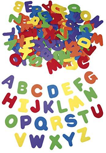 Eduplay 200048 Moosgummi Buchstaben (Buchstaben)