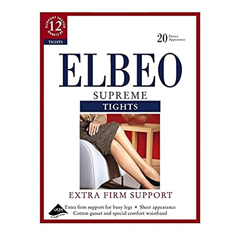 Elbeo Extra Firm 30D Supreme Support Tights-Haze-2