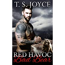Red Havoc Bad Bear (Red Havoc Panthers Book 5) (English Edition)