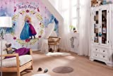 Komar Disney Frozen Elsa & Anna Wallpaper