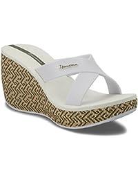 Sandali bianchi per donna Ipanema