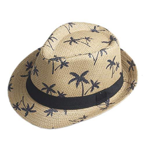 zlhcich Damen Sonnenhüte Günstige Damen Sonnenhüte a Trilby Cap Dance Jazz Hut Gangster Party Kostüm - Jazz Dance Kostüm Für Jugendliche
