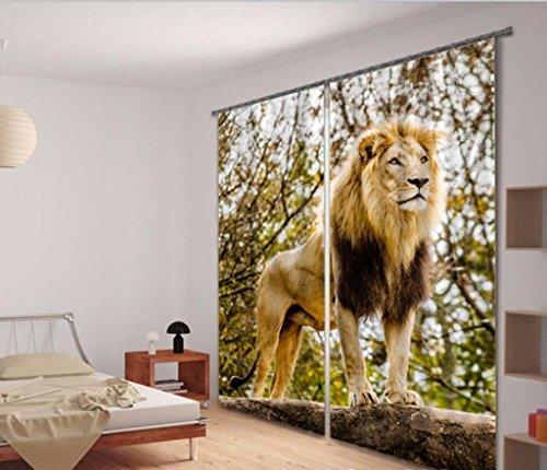 GFYWZ Finestra di Blackout Oggettistica per la casa tende animali