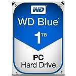 WD Blue WD10EZEX 1 TB Interne Festplatte (8,9 cm (3,5 Zoll), SATA 6 Gb/s (bulk))