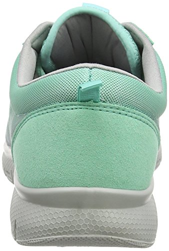 Hotter Stellar, Sneakers basses femme Green (Mint Multi)