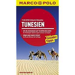 MARCO POLO Reiseführer Tunesien: Reisen mit Insider-Tipps. Mit EXTRA Faltkarte & Reiseatlas