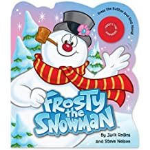Frosty the Snowman (with music button) by Jack Rollins, Steve Nelson (2013) Board book