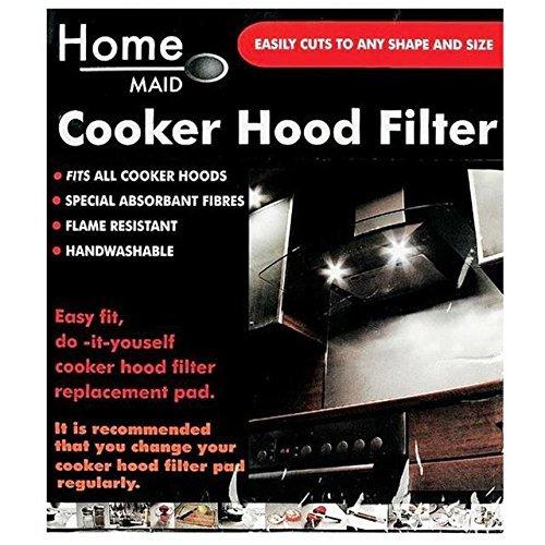 Home Maid Filtre anti-graisse universel pour hotte à découper 57 à 47cm