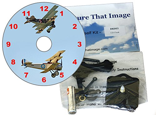 diy-cd-clock-kit-ww1-flying-aces-wall-or-desk-clock