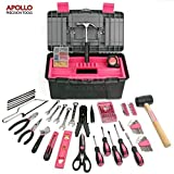 Apollo 170 Piece Pink Complete Household Tool Kit - Best Reviews Guide