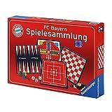 Ravensburger FC Bayern München Spielesammlung, Brettspiele für FCB Fans