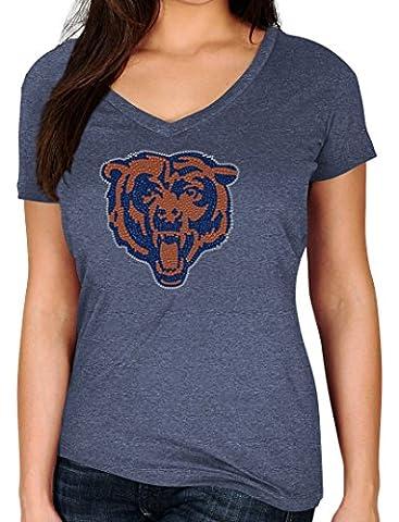 Chicago Bears Women's Majestic NFL