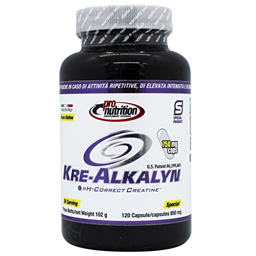 PRO NUTRITION KRE-ALKALYN 120 CPS