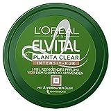 L'Oréal Paris Elvital Planta Clear Intensiv-Kur Inhalt: 150ml - 1 Min. Reinigendes Peeling vor dem Shampoo Anwenden mit ätherischen Ölen