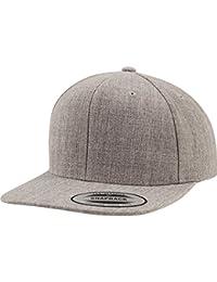 Yupoong Mens The Classic Premium Snapback Cap