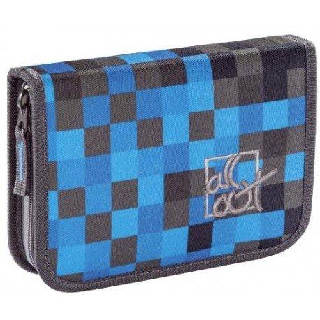 hama-all-out-estuche-plymouth-blue-pixeles-para-mochila-escolar