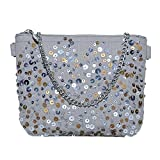 #3: Diwaah Non Leather Grey Sling Bag Specially for Kids
