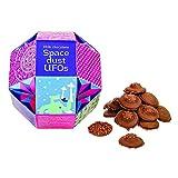 Artisan Du Chocolat - Space Dust UFOs - Kleine Linsen aus Milchschokolade - 150g