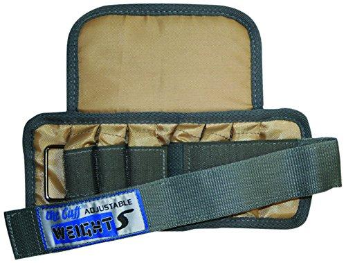 Die Manschette 10–3335–2Pädiatrische Knöchel Gewicht, 2lb, 12x 0,17LB fügt, Tan, 2 lb - Pair, hautfarben, 1