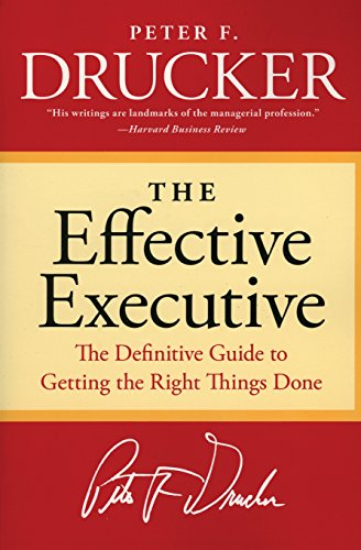 The Effective Executive (Harperbusiness Essentials)