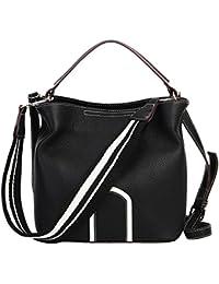 949ad2936dcdb E-girl LF-182 Damen Leder Handtaschen Elegantes Design Schultertaschen  Umhängetaschen