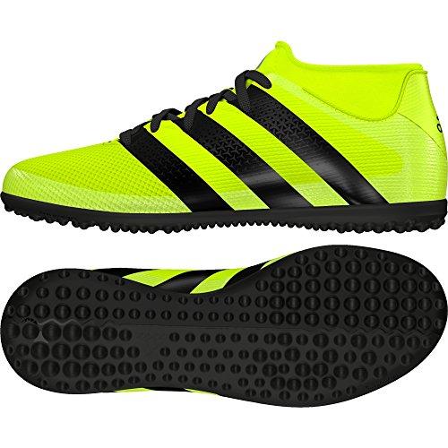 adidas Jungen Ace 16.3 Primemesh TF J Fußballschuhe Gelb (Amasol/Negbas/Plamet) 36 EU -