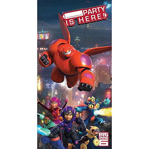 Disney Zum Aufhängen Big Hero 6Party Dekorationen