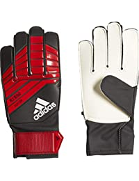 Adidas Predator - Guantes para niño, Infantil, CW5606, Negro/Rojo/Blanco, 5