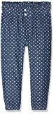 NAME IT Nbfrandi Dnmberna 3027 Pant, Pantalones para Bebés, Azul (Dark Blue Denim Dark Blue Denim), 68