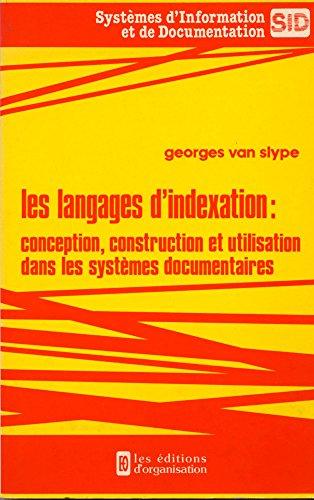 Les langages d'indexation