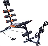 #9: IBS 22 in 1 wonder master Six Pack ABS Rocket Twister Ab rocket twister Six Packs Wonder Core Zone Flex Care Home Fitness Pump Gym Six Pack Cruncher Pack Body Builder