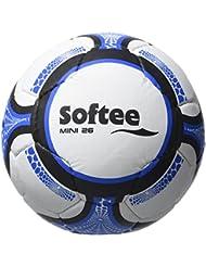 Softee Equipment 0000531Ballon Mini 26, blanc, S