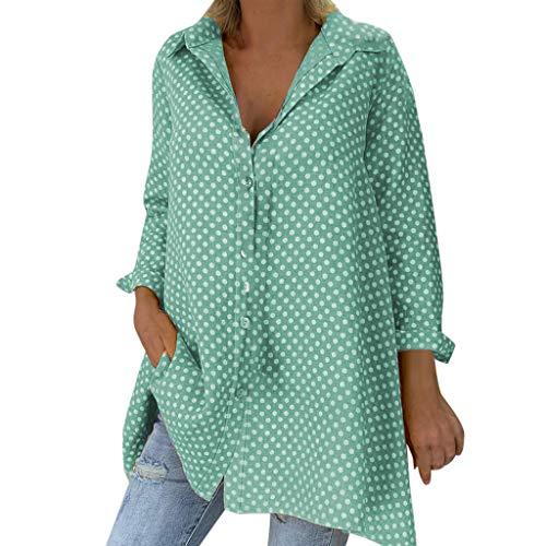 155702a0d Camiseta de Mujer Manga Corta Corazón Impresión Blusa Camisa Cuello Redondo  Basica Camiseta Suelto Verano Tops