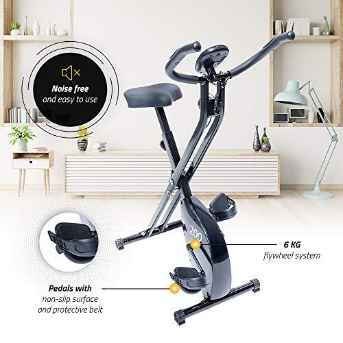 Zoom IMG-2 techfit xb200 bicicletta di fitness
