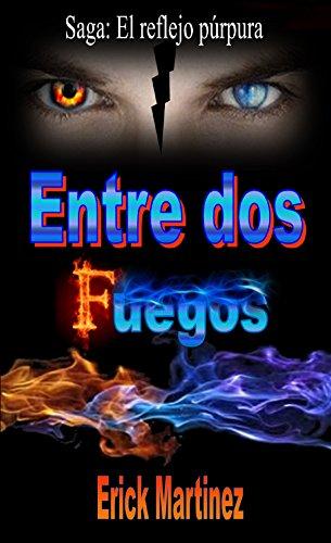 Entre dos fuegos (Reflejo púrpura nº 3) por Erick Martínez