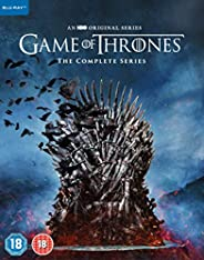 Game of Thrones: The Complete Seasons 1 to 8 (36-Disc Box Set)