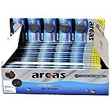 Arcas Pack de 150CR2032Pile bouton lithium Argent