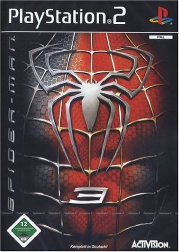 Spider-Man 3 (Spiderman 3 Spielen)