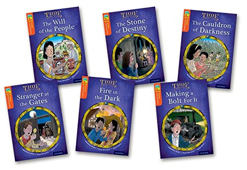 Oxford Reading Tree TreeTops Time Chronicles: Level 13: Pack of 6 13 Oxford