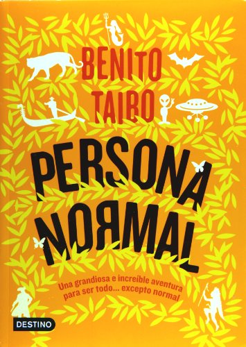 Persona normal / Normal Person por Benito Taibo