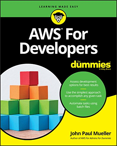 AWS for Developers For Dummies (For Dummies (Computer/Tech)) (English Edition)