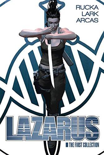 Preisvergleich Produktbild Lazarus Book 1 (Lazarus Hc)