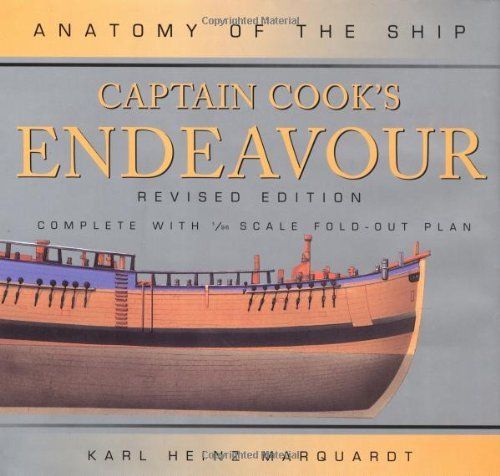 Captain Cook's Endeavour (Anatomy of the Ship) by Karl Heinz Marquardt (2002-01-10)