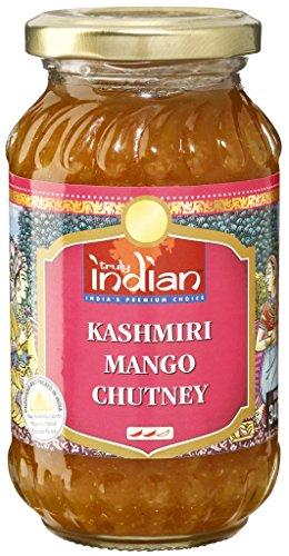 Truly Indian Kashmiri Mango Chutney scharf 340g