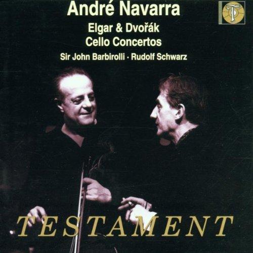 Concerto Pour Violoncelle Op. 85;Concerto Pour Violoncelle Op. 104