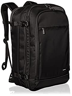 AmazonBasics Sac à dos cabine, Noir (B01J24H2K0) | Amazon Products