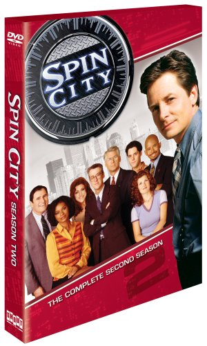 Spin City: Complete Second Season (4pc) / (Full) [DVD] [Region 1] [NTSC] [US Import] (City Chaos)