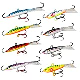 Best Crappie Fishings - Fishing Jigs, 18g(0.63oz) Ice Fishing Jig Lures Lifelike Review